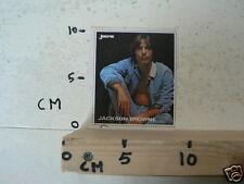 STICKER,DECAL JACKSON BROWNE MUSIC , JOEPIE,