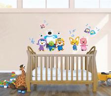 Pororo & His Friends Decoration Sticker Theme Party 01
