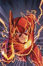 Dc 52 Flash By Manapul & Buccellato Omnibus Hardcover Hc! srp=$100