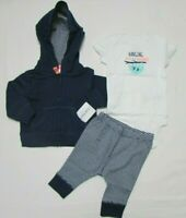 Baby boy clothes, Newborn , Carter's  Baby Basics 3 piece set  NEW WITH TAGS