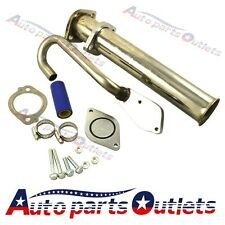 Power Stroke Diesel Turbo EGR Delete Kit 3C3Z6A642 For 03-07 Ford F250 350 450
