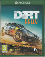 Dirt Rally Xbox One Brand New Sealed Racing Game