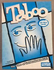 "Retro 2005 Taboo ""The Game of Unspeakable Fun"" Board Game - 4 or more Players"