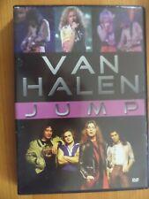 VAN HALEN - JUMP - DVD-UK.FREE POST.