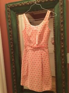 Trina Turk Geometric Dress Size 2 New With Tags Made In California