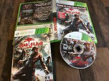 Dead Island -- Game of the Year Edition (Microsoft Xbox 360, 2012) Used Free S/H