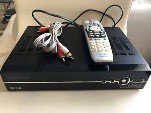Sonicview SV-360 Premier Mini PVR Digital Satellite Receiver and Remote