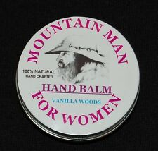 MOUNTAIN MAN FOR WOMEN HAND BALM 100% NATURAL 1 oz tin