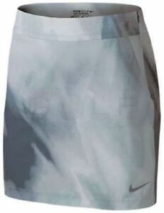 Nike Women's Printed Woven Skort 640437-017 $75 Size 14