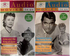AMC Anna & King of Siam Treasure of Sierra Madre Awful Truth Man came to Dinner