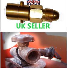 Royaume-Uni baionnette GPL point de remplissage de remplissage pour Calor Gaz Propane Bouteille Pol Adaptateur