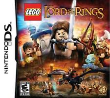 LEGO The Lord of the Rings (Nintendo DS, TT Games/Warner Bros) Brand New/Sealed