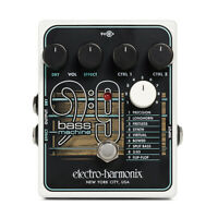 EHX Electro Harmonix BASS9 Bass Machine Guitar Effects Pedal