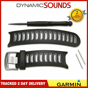 Garmin Replacement Wrist Watch Strap Band For Approach S3 Black & Grey