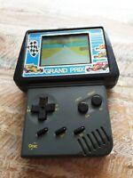 Vintage Handheld Lcd Game Grand Prix Orac Tested Working