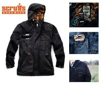 SCRUFFS EXPEDITION TECH JACKET WATERPROOF THINSULATE JACKET COAT WARM WINTER