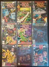Star trek 1-5 Movie Adaptation Also movies 3,4,5,6 III,IV,V,VI 12 book Complete