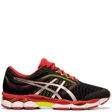 Asics Men's GEL-Ziruss 3 [ Black/Speed Red ] Running Shoes - 1011A552-001