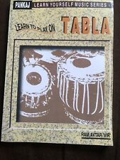 Learn to Play on Tabla PB Music Book