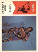 1974-75 O-Pee-Chee WHA #51 Rusty Patenaude RC - NM