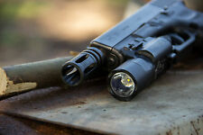 Glock HK Sig 9mm 13.5x1-LH Pistol Muzzle Brake Compensator Full Port