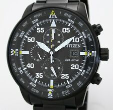 Citizen ECO-DRIVE Solar Sport-Chronograph - 10 BAR WR - CA0695-84E