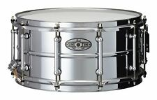 Pearl STA1465S 14 x 6.5 Inches Sensitone Snare Drum - Beaded Steel
