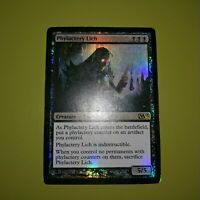 FOIL Phylactery Lich x1 Magic 2013 M13 1x Magic the Gathering MTG