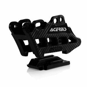 Acerbis  Mx Honda CRF 250 450 R X 07-21 Black Motocross 2.0 Chain Guide