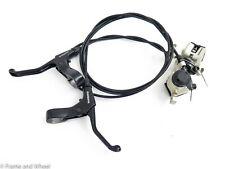 Shimano Alivio BR-M415 Disc brake caliper BL-R550 levers front rear post mount c