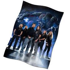 "Iron Maiden FLAG BANNER 28"" NEW The Final Frontier El Dorado Fear of the Dark"