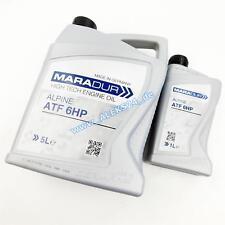 (6,65 €/L ) 6L Atf Huile pour Boîte à Vitesse Automatique Zf 6HP19 6HP21 6HP26