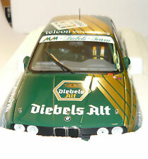 "Minichamps 80430306568, BMW M3 DTM 1990 ""Diebels"", Dealer Edition, 1/18, NEU&OVP"