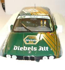 """Minichamps 80430306568, BMW m3 DTM 1990 """"DIEBELS"""", dealer edition, 1/18, neu&ovp"""