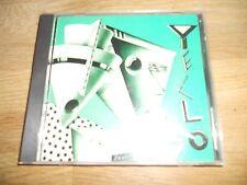 "YELLO ""CLARO QUE SI"" 10 RARE TRACKS CD 1985 MERCURY & PHONOGRAM RECORDS USA MINT"