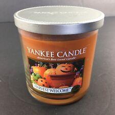 Yankee Candle Harvest Home 7 oz Jar Pumpkin Autumn Fall New