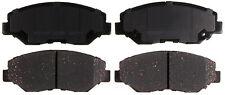 Disc Brake Pad Set-Ceramic Disc Brake Pad Front ACDelco Advantage 14D914CH