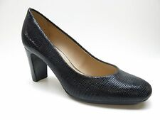 Nurture Maren Black Animal Print Career Dress Pumps 7M 7 NEW MSRP $110.
