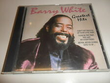 CD Barry White – Greatest Hits
