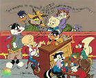 """Chuck Jones Signed """"Wed Wivver Wahwee' Hand Painted Animated Cel"""