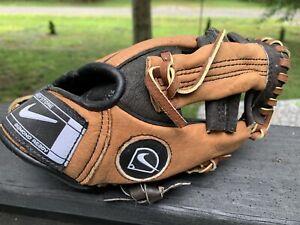 "Nike Diamond Ready Baseball Glove KDR 900 9"" Right Hand EUC"