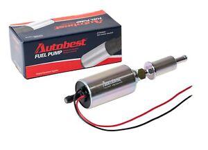 Autobest F4027 Low Pressure 12V Electric Fuel Pump Carburetor 2.5-4.5 PSl E8016S