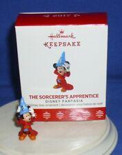 Hallmark Miniature Ornament Disney The Sorcerer's Apprentice 2017 Mickey Mouse