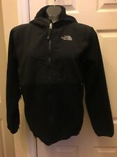The North Face Hooded Flees Jacket Sz Junior XL Female M
