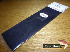 EP FIBERS BLACK ENRICO PUGLISI - NEW FLY TYING WING & BODY MATERIAL