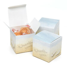 Seaside Jewels Beach Theme Wedding Bridal Shower Favor Boxes 25/pk