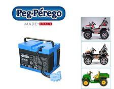 2082323-peg Perego - Batteria 12 V 12 AH