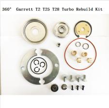 360° Garrett T2 T25 T28 Turbo Rebuild Kit 300zx s14 s15 DSM SR20 VG30 NEW