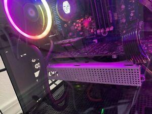 GTX 1080 W/ Kraken G12 White 120mm AIO