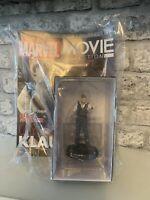 MARVEL MOVIE COLLECTION #91 ULYSSES KLAUE FIGURINE EAGLEMOSS BLACK PANTHER NEW